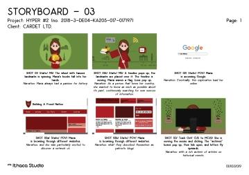 Hyper - Storyboard 03